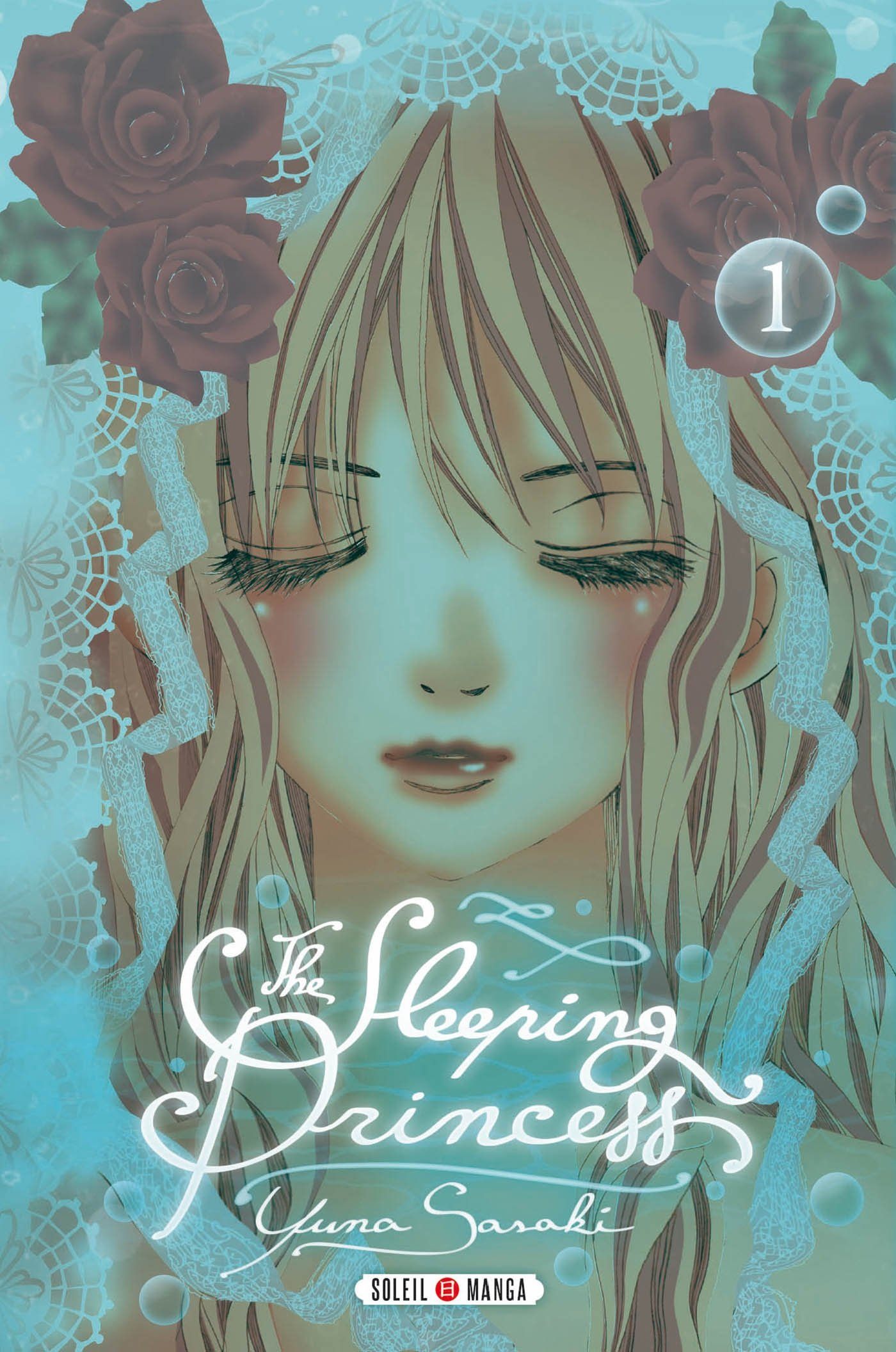 Couverture The Sleeping Princess 1