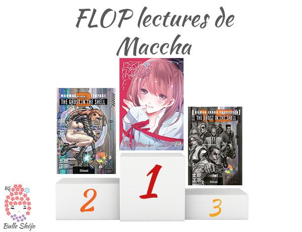 Flop lectures de Maccha