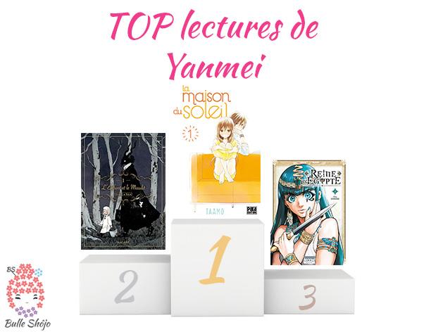Top lectures de Yanmei