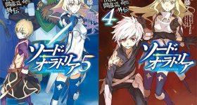 Le roman DanMachi Gaiden : Sword Oratoria adapté en anime