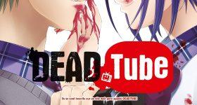 Dead Tube, le nouveau seinen de Delcourt/Tonkam