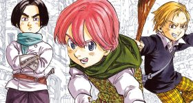 Seven Wishes, le prologue de Seven Deadly Sins chez Pika