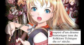Dívčí Válka, le nouveau manga historique de Komikku