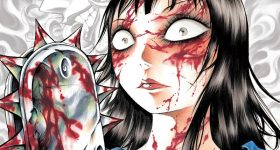 Bloody Delinquent Girl Chainsaw ravage tout chez Akata