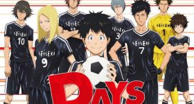 Le manga Days adapté en anime