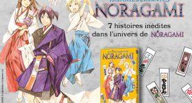 Les histoires errantes de Noragami chez Pika