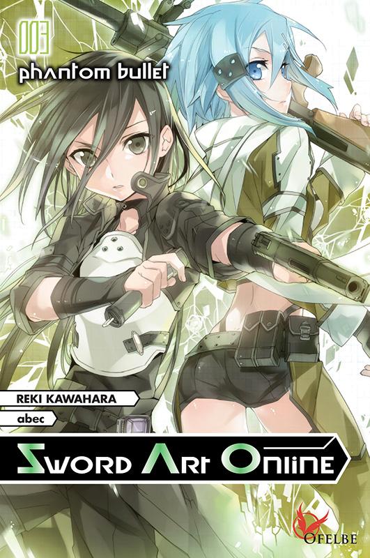 Roman Sword Art Online T3