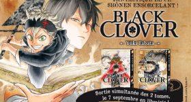 Black Cover chez Kazé Manga