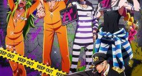 Le webmanga Nanbaka (The Numbers) adapté en anime