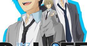 Le webmanga ReLIFE adapté en anime