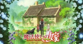 The Ancient Magus Bride adapté en anime
