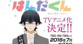Le manga Handa-kun adapté en anime
