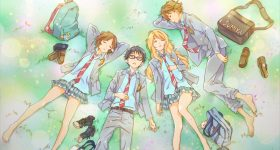 Un nouveau volume pour Your Lie in April