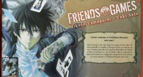 Friends Games chez Soleil Manga