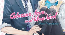 Glasses, love and blue bird chez Boy's Love – IDP