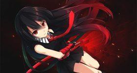 Fin de Red Eyes Sword – Akame ga Kill!