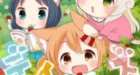 Adaptation animée du manga Nyanko Days