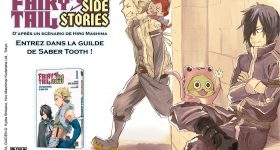 Fairy Tail – Side Stories chez Pika