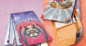 Delcourt/Tonkam vous offre des calendriers