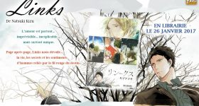 Un nouveau yaoi de Natsuki Kizu chez Taifu comics