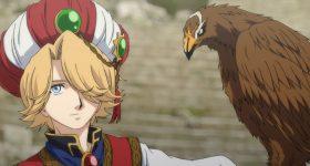 Le manga Altaïr adapté en anime
