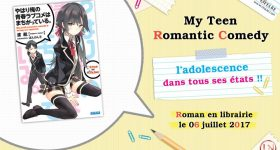 My Teen Romantic Comedy chez Ofelbe