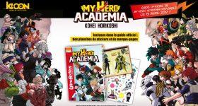 My Hero Academia – Ultra Archive chez Ki-oon