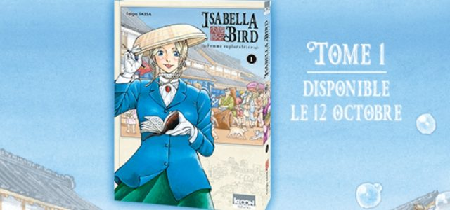 Isabella Bird – Femme exploratrice s'aventure chez Ki-oon