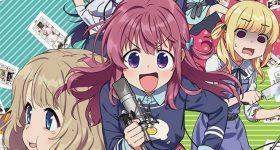 Le manga Girlish Number Shura adapté en anime