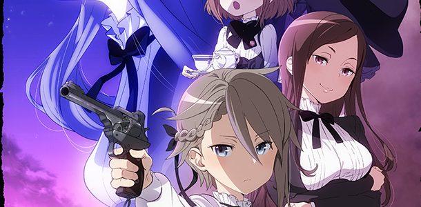 L'anime Princess Principal annoncé