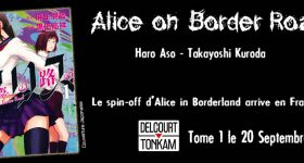 Alice on Border Road chez Delcourt/Tonkam