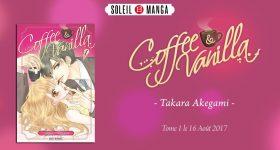 Coffee & Vanilla arrive chez Soleil