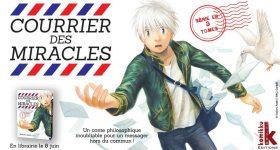 Le Courrier des Miracles chez Komikku