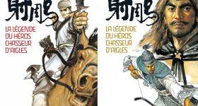 La Légende du Héros Chasseur d'Aigles chez Urban China
