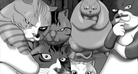 Street Fighting Cat s'installe chez Doki-Doki