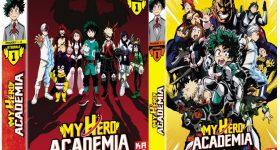 My Hero Academia en DVD/Blu-ray chez Kazé