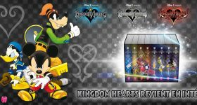 L'intégrale Kingdom Hearts chez nobi nobi!