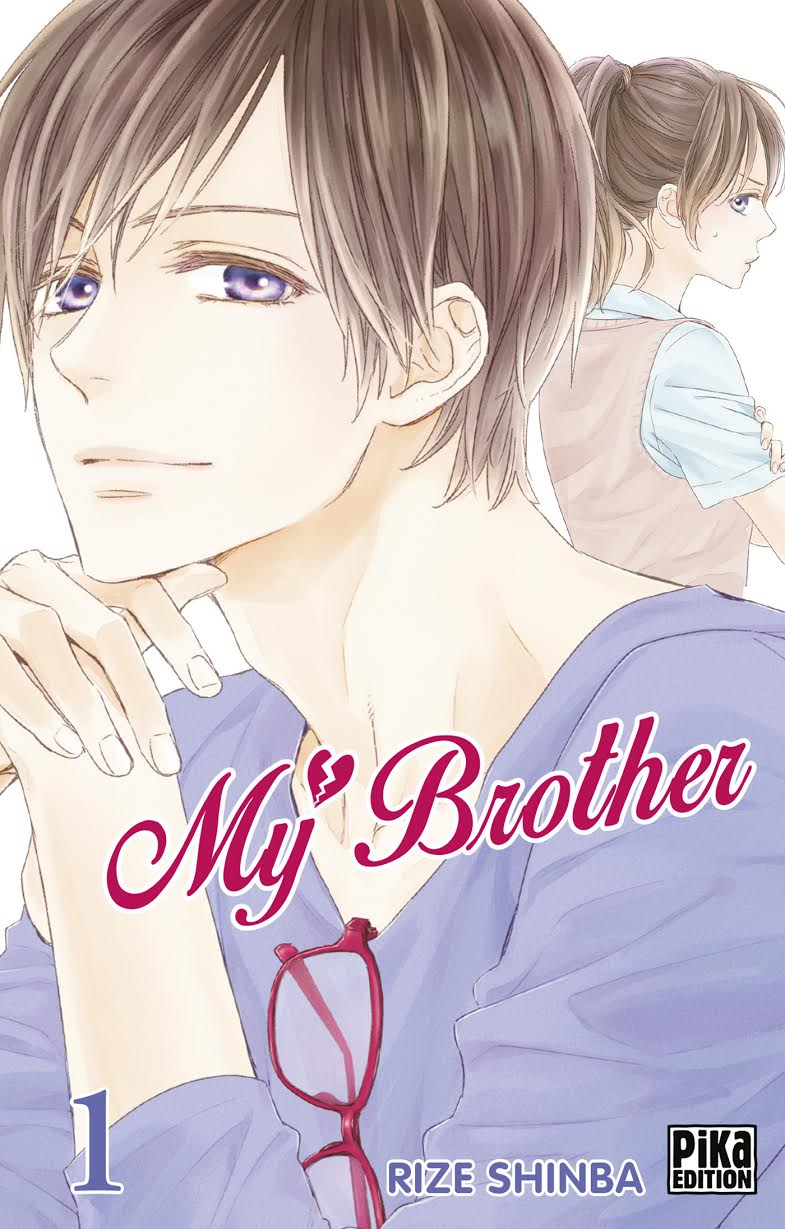Couverture my brother 1