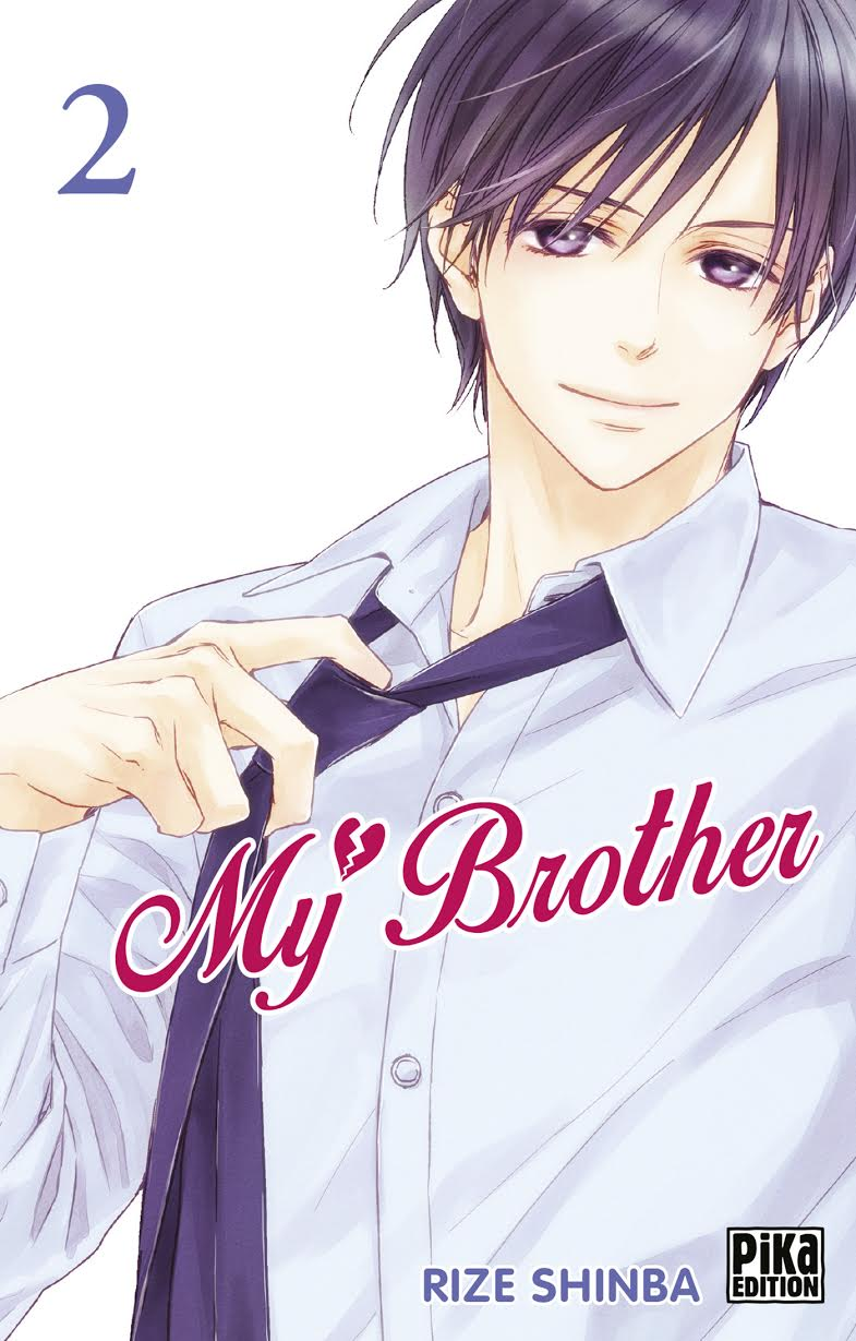 Couverture my brother 2