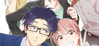 Le manga Wotaku ni Koi wa Muzukashii adapté en anime