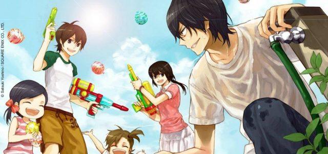 Les lectures mangas de l'été…