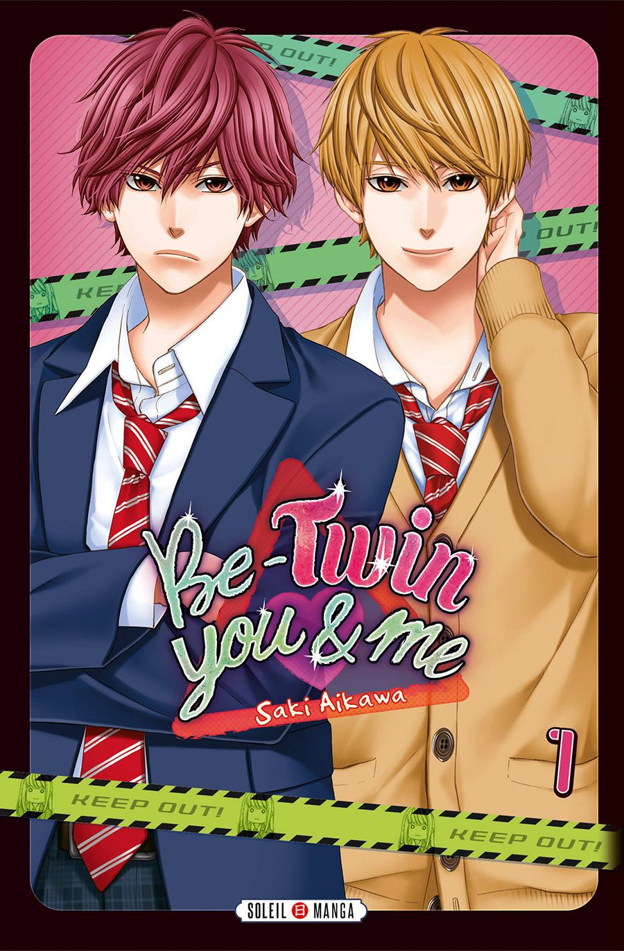 Be-Twin you & me 1