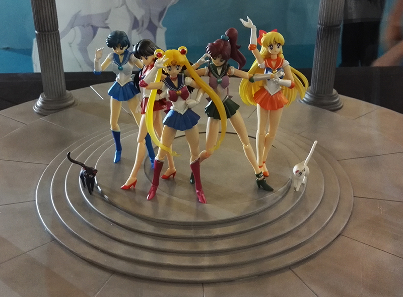 Photo Figurines Sailor Moon