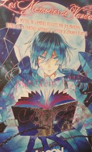 Affiche Vanitas signée Jun Mochizuki