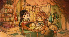 Le manga Minuscule adapté en anime