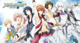 Le jeu Idolish 7 adapté en anime