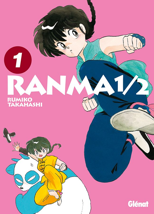 Couverture Ranma perfect T1