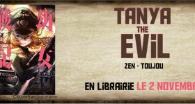 Tanya the Evil s'installe chez Delcourt/Tonkam
