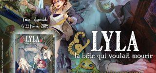 Ki-oon accueille Lyla et la bête qui voulait mourir