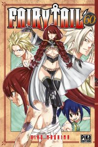 Couverture Fairy Tail 60